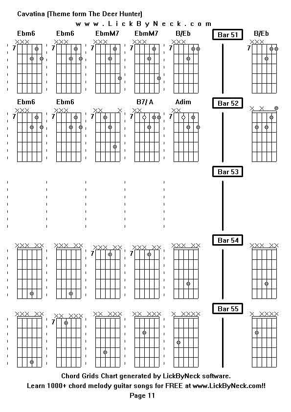 Similiar As The Deer Chord Chart Keywords