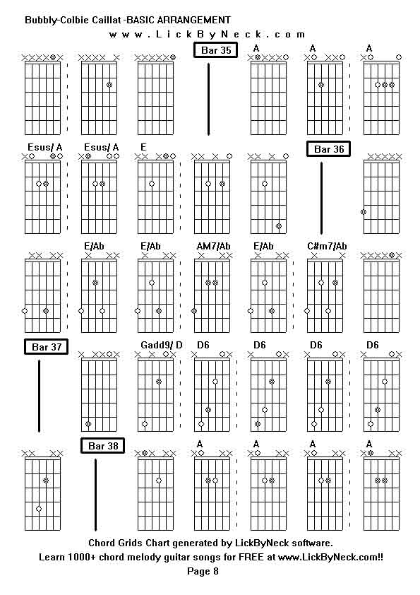 Colbie Caillat Guitar Chords Image Collections Guitar Chords