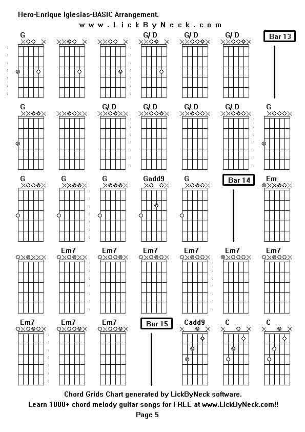 Lick By Neck Learn Solo Chord Melody Fingerstyle Guitar Free Lessons