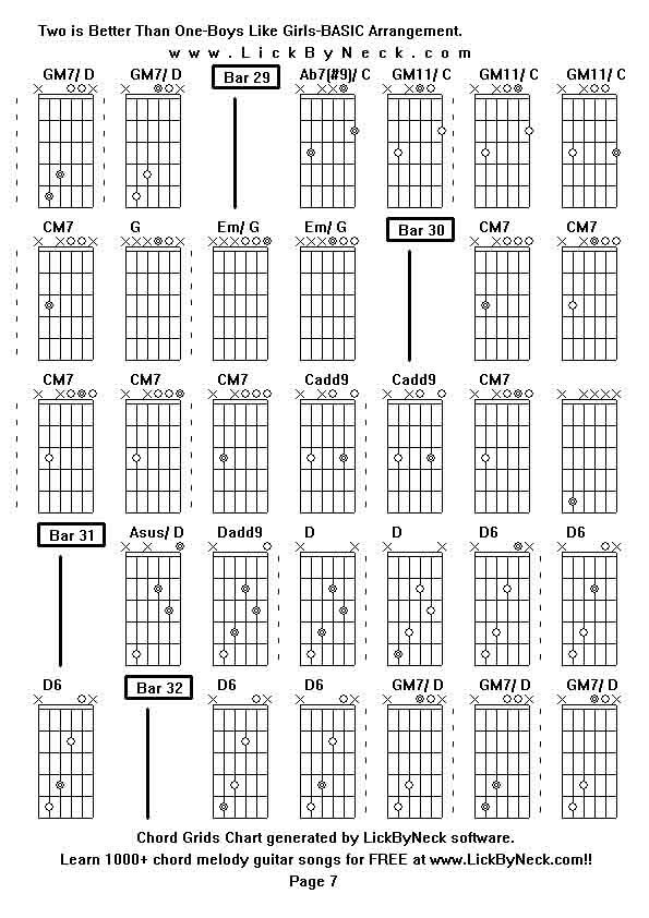 Two Is Better Than One Guitar Chords Choice Image - basic guitar ...