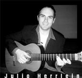 Photo of Brazilian Jazz Guitarist Julio